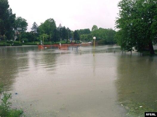 Junske poplave u BiH u Tuzlanskom kantonu, Foto: Maja Nikolić