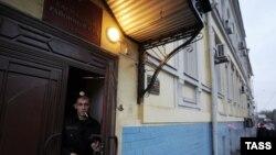 Басманний районний суд Москви, архівне фото