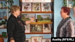 Екатерина Ярунина белән Людмила Хамандритова (с)