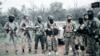 Кадр из пропагандистского видео боевиков-исламистов.