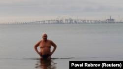 Керченский мост: от проекта до возведения (фоторепортаж)
