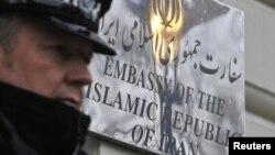 سفارت ایران در لندن- ۱۱ آذرماه ۱۳۹۰