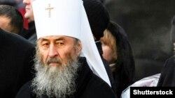 Глава УПЦ (Московського патріархату) митрополит Онуфрій