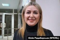 Олена Новікова
