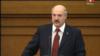 Лукашэнка першым здаў дакумэнты ў ЦВК