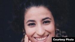 شکوفه کاوانی، هنرمند ایرانی.