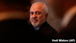 Ирандын тышкы иштер министри Мухаммад Жавад Зариф.