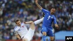 Италия сложила с себя титул чемпиона мира