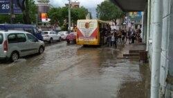 Затопленный Симферополь
