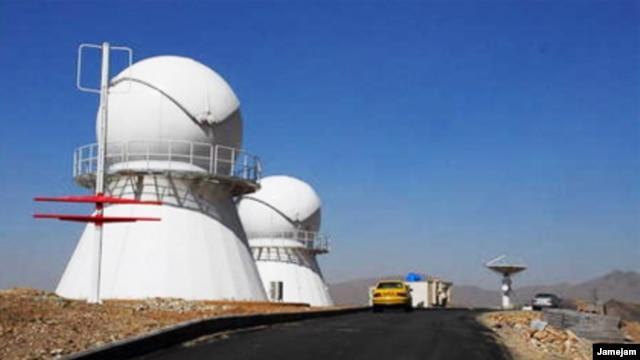 Iran's new space-tracking centerin Delijan