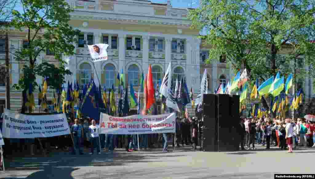 Супротивники Юлії Тимошенко