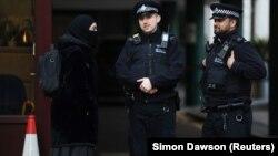 London polisi hadisədən sonra Mərkəzi Məsciddə