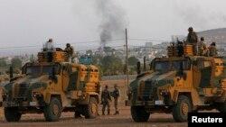 Arxiv fotosu: Türkiyə ordusunun hərbi texnikası