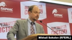 Vladimir Kara-Murza is a coordinator for former tycoon Mikhail Khodorkovsky's nongovernmental organization, Open Russia, and has advocated before U.S. lawmakers for sanctions against Russian officials and media executives.