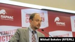 Владимир Кара-Мурза, российский журналист и гражданский активист.