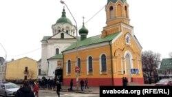 Церква, в якій відспівали Георгія Гонгадзе