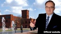 Europarlamentarul Jacek Saryusz-Wolski