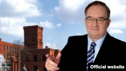 Яцек Саріуш-Вольський, євродепутат (фото з офіційного сайту політика)