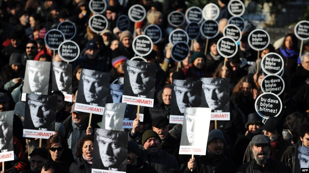 Дунья Миятович призвала власти Турции обеспечить правосудие в деле Динка