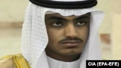 Hamza bin Laden, fotoarhiv