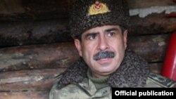 Azərbaycanın Müdafiə naziri Zakir Həsənov