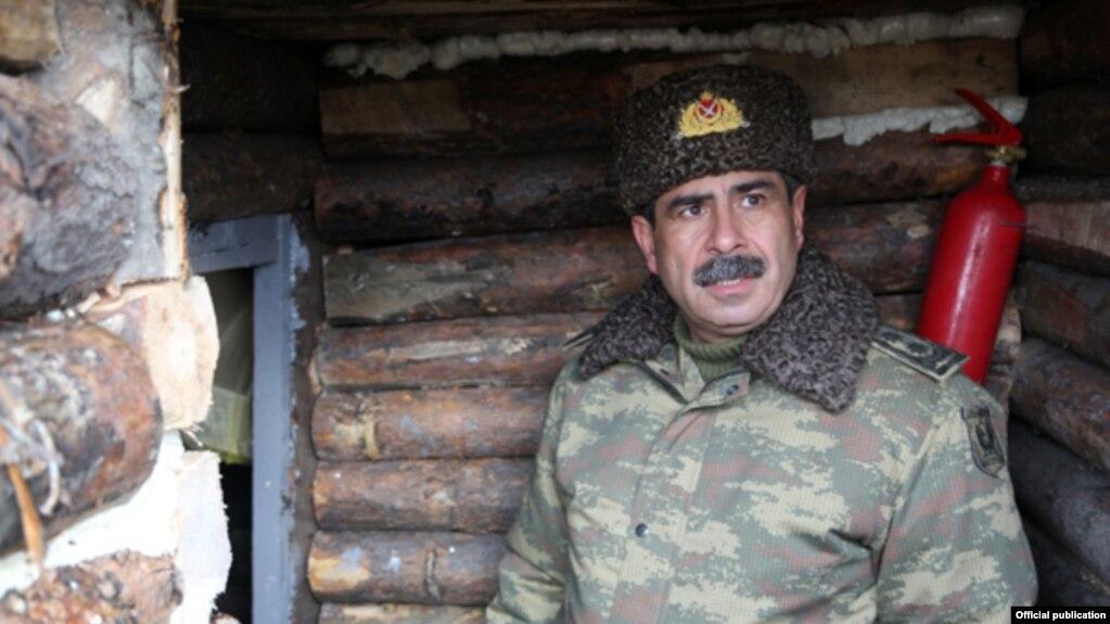Министр обороны Азербайджана раскритиковал Генриха Мхитаряна