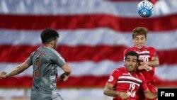 بازی پرسپولیس و لخویا با حکم کمیته انضباطی کنفدراسیون فوتبال آسیا بدون حضور تماشاگران به انجام رسید