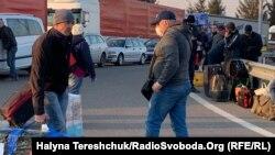 Польска-ўкраінская мяжа, 27 сакавіка 2020