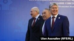 Саммит глав государств СНГ в Бишкеке