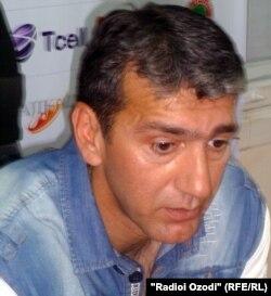 """Алиёр Ашӯрмамадов, мураббии калони дастаи ССКА """"Помир"""""""