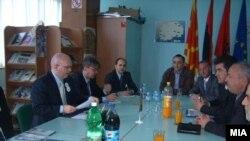 Совет на општина Дебар