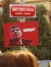 Prague, opening of Boris Nemtsov square