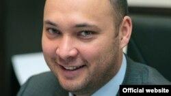 Максим Бакиев, малдший сын свергнутого президента Кыргызстана Курманбека Бакиева.