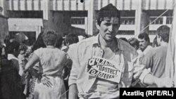 Август 1990 года, Зиннур Аглиуллин
