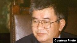 Болатхан Тайжан (1941-2007 жж.), дипломат, қоғам қайраткері (жеке мұрағатындағы сурет).