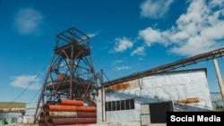 Урановый рудник №6 в Забайкалье (архивное фото)