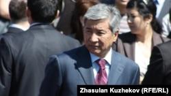 Аким Астаны Имангали Тасмагамбетов.