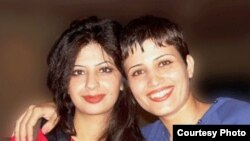 مرضیه امیریزاده (راست) و مریم رستمپور؛ دو نوکیس مسیحی تحت بازداشت