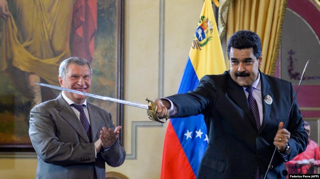 Российская Федерация дала согласие отсрочить Венесуэле выплату долга в3 млрд долларов