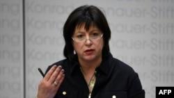 Міністр фінансів Наталія Яресько