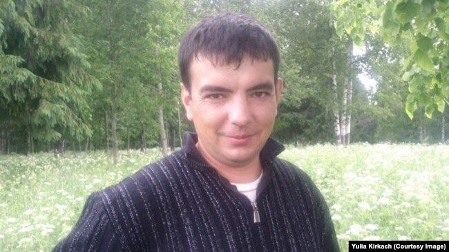 Осужденный Дмитрий Лавринович