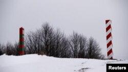Granița ruso-poloneză la Zytkiejmy
