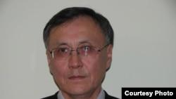 Бывший дипломат Казбек Бейсебаев