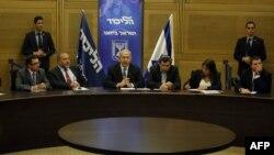 بنیامین نتانیاهو بر مسند حزب لیکود