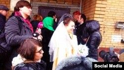 Анастасия Зотова изолятор ишеге төбендә