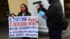Забітая ўРасеі ЛГБТ-актывістка была ўсьпісе гамафобаў-карнікаў