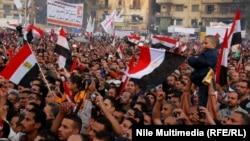 تظاهرات مخالفان محمد مرسی رییس جمهوری مصر در قاهره