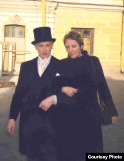 Владислав Мамышев-Монро и Маруся Климова