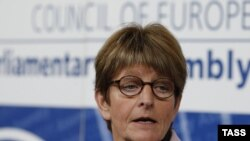 Avropa Şurası Parlament Assambleyasınıñ reisi Anne Brasseur