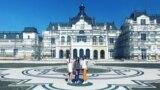 Замок Ткачева в Геленджике
